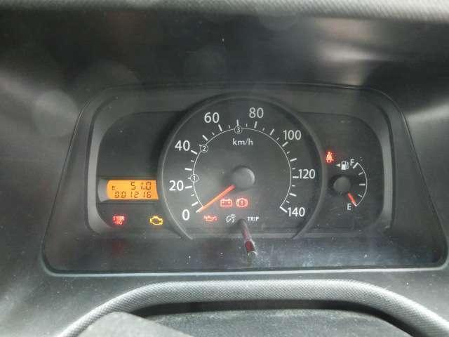 走行距離15159キロ時点でキーオフにてメーター照明点灯の為新品メーターに交換(点検記録簿あり)