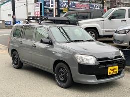トヨタ プロボックスバン 1.3 GL 全塗装済新品シートカバールーフキャリア