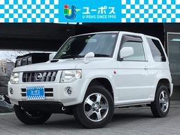 日産 キックス 660 RX 4WD ナビ・TV・切替4WD