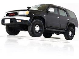 トヨタ ハイラックスサーフ 2.7 SSR-X Vセレクション 4WD ヴィンテージグリル