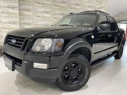フォード エクスプローラースポーツトラック XLT 4WD 正規ディーラー ナビTV F・S・Bカメラ