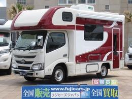 トヨタ カムロード 東和モータース ヴォーンズィーベン ディーゼル 4WD NoxPM適合 家庭用エアコン