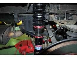 BLITZ全高調整式車高調減衰32段調整