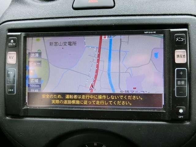 地デジナビTV(DVD再生、Bluetooth対応)(¥169,800)付き