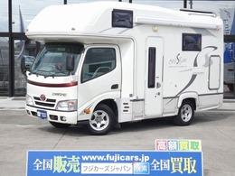 トヨタ カムロード ナッツRV クレソンボーダーエディション
