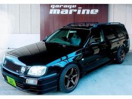 日産 ステージア 2.5 25t RS FOUR S 4WD 純正5速 ターボ ゼスティノアルミ