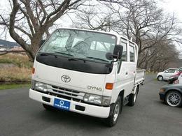 トヨタ ダイナ 4WD Wピック 5速 シングルタイヤ軽油