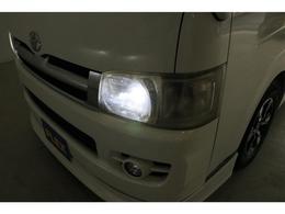 社外LEDヘッドライトバルブ換装!夜道も明るく照らしてくれますよ♪