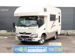 トヨタ カムロード キャンピング バンテック コルドリーブス 4WD ワンオーナー 家庭用エアコン
