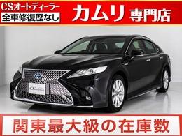 トヨタ カムリ 2.5 G 禁煙車/SDナビ/新品スピンドルフェイス