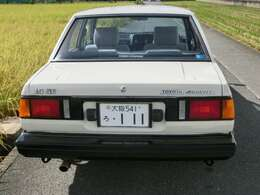 AE86車高調装着