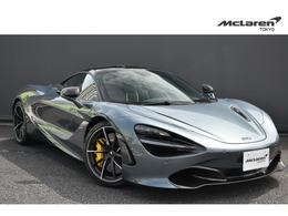 マクラーレン 720S パフォーマンス McLaren Qualified Tokyo 12カ月認定保証付