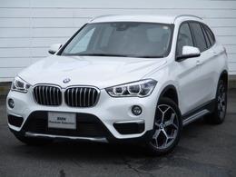 BMW X1 xドライブ 18d xライン 4WD 禁煙ワンオーナー ブラックレザーヒーター