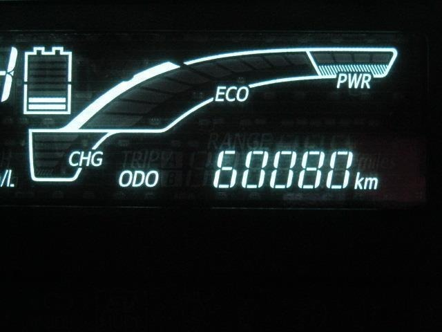 走行距離はおよそ60,000kmです。