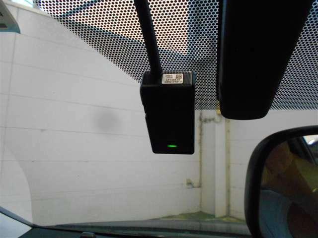 ドライブレコーダー付きです