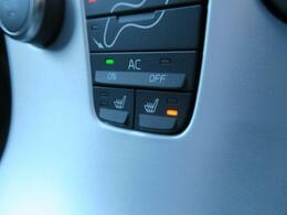 ◆シートヒーター『二段階で強弱の調節が可能なシートヒーティング機能を装備しております。季節によっては欠かすことのできないポイントの高い装備ではないでしょうか。』