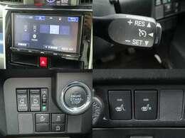 H30年式 タンク カスタムG-T スマートアシストII/両側電動/純正フルセグナビ/DVD再生/ブルートゥース/2.0ETC/ドライブレコーダー/クルーズコントロール/バックカメラ/シートヒーター/コーナーセンサー/