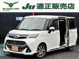 トヨタ タンク 1.0 カスタム G-T スマートアシストII/両側電動ドア/クルコン
