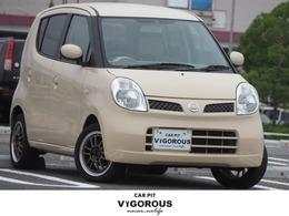 日産 モコ 660 E ユーザー買取車 14AW スマートキー