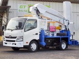 日野自動車 デュトロ BT-200 タダノ 橋梁点検車