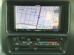 社外メモリナビ ETC 4WD 5速MT ヘッドライトレベライザー