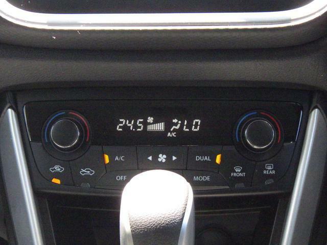 運転席・助手席 それぞれ快適な温度に設定できます。同乗者に気を遣うことなく、快適車内でドライブをお楽しみいただけます。