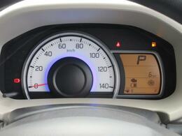 メーターの液晶部にはエネチャージのエネルギーフローや燃費等を表示可能です!!