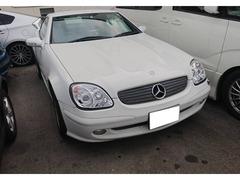 メルセデス・ベンツ SLKクラス の中古車 SLK230 コンプレッサー 愛知県名古屋市西区 24.8万円