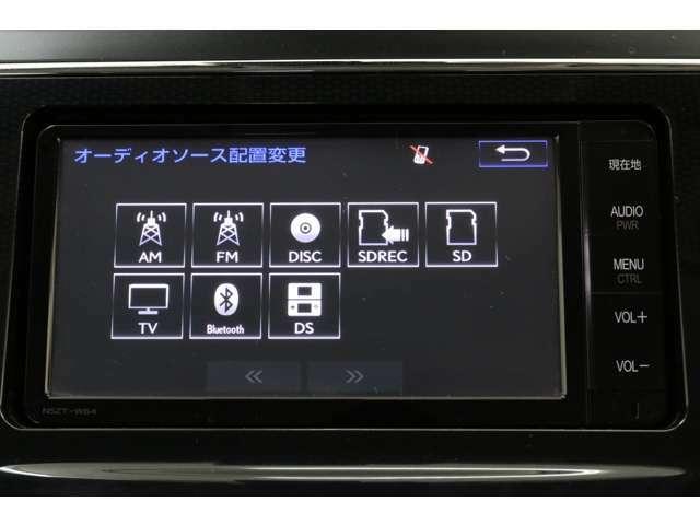 画面が大変キレイです。オーディオソースもフルセグTV、Bluetoothオーディオ、SDミュージックサーバー、CD、DVDビデオ、ラジオなどなど。