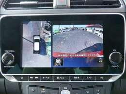 【プロパイロットパ-キング】 3ステップの操作だけでステアリング、アクセル、ブレーキ、シフト、さらにパーキングブレーキまですべて自動制御し、駐車完了するまでドライバーをアシストします。