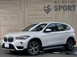 BMW X1 sドライブ 18i xライン アクティブクルーズ インテリセーフ ナビ