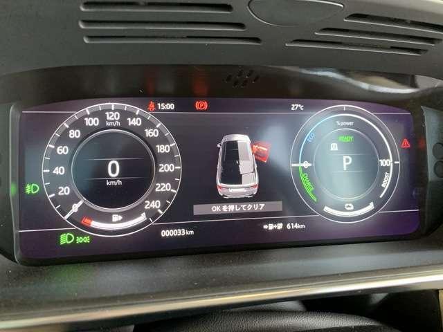 12インチ高解像度インタラクティブドライバーディスプレイは、走行情報、エンターテインメント、セーフティデータなどを受信・表示します。