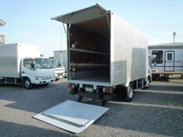 いすゞ エルフ エルフ3t標準ロングアルミバンフルゲート 3トン標準ロングアルミバンゲート