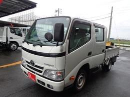 トヨタ トヨエース Wキャブ 積載1250kg
