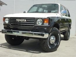 トヨタ ランドクルーザー80 4.5 GX 4WD 丸目換装リフトアップ