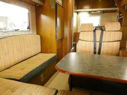 バンテック製 ジル 8ナンバーキャンピング登録 7名乗車6名就寝