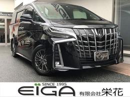 トヨタ アルファード 3.5 エグゼクティブ ラウンジ S スマートキー・バックカメラ・ETC