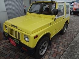 スズキ ジムニー SJ30・幌 2サイクル・4WD!