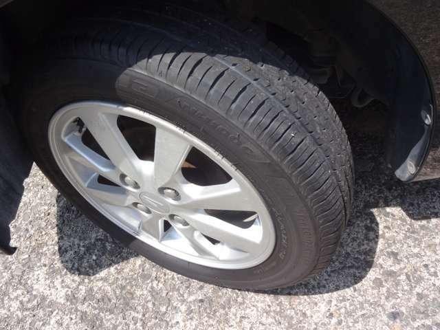 タイヤは2019年製エコタイヤです
