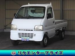 スズキ キャリイ 660 KA 3方開 5速マニュアル/2WD