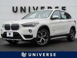 BMW X1 xドライブ 18d xライン 4WD コンフォートPKG 純正ナビ リアカメラ LED