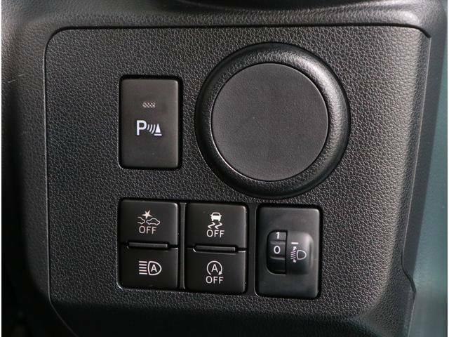 パーキングセンサーも付いてるので駐車時にも安心!