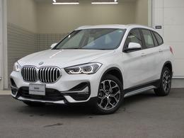 BMW X1 xドライブ 18d xライン 4WD デモカー コンフォートパッケージ ACC