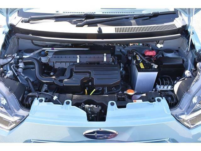 燃費に定評があるエンジンです