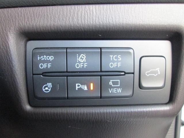 TCS(トラクションコントロールシステム)&DSC(横滑り防止機構)やBSM(隣車線上の側・後方からの車両接近を通知)、LDWS(車線逸脱警報システム)、パーキングセンサーで安全運転をサポート!