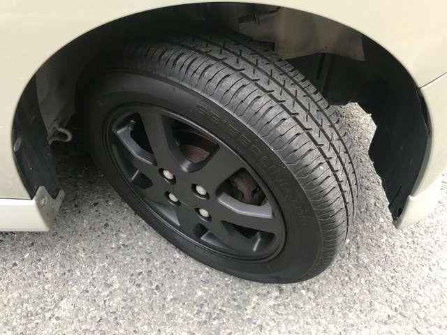 タイヤも十分使用できる物に交換済みです!