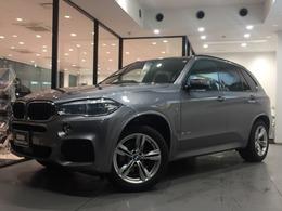 BMW X5 xドライブ 35i Mスポーツ 4WD サンルーフLEDライト黒革ACCセレクトPKG