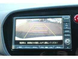 バックカメラが装備されており、後方の安全確認はもちろんのこと狭い場所での駐車や雨の日・夜間など視界の悪いコンディションでのストレスの軽減にもなります!