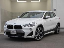BMW X2 sドライブ18i MスポーツX DCT デモカー アクティブセーフティPKG
