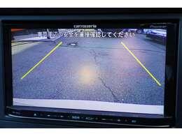 【バックカメラ】が装備されております。駐車時には重宝します♪